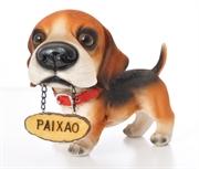 Picture of Cachorrinho Plaquinha Paixão