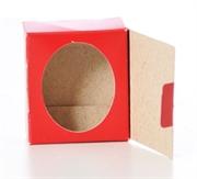 Picture of Embalagem para presente  vermelha bijuteria