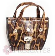 Picture of Kit Manicure bolsa estampa de bicho