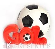 Picture of Cofre Bola de Futebol Gol