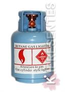 Picture of Cofre botijão de gás azul