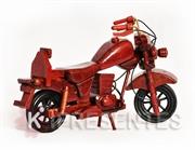 Picture of Miniatura Moto Estilo Mogno