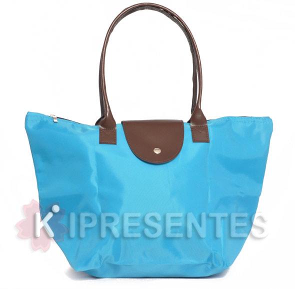 Bolsa Feminina Azul : Presentes atacado de
