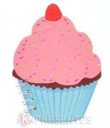 Picture of Bloco de Notas Cupcake Rosa