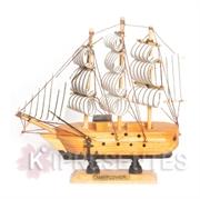 Picture of Barco de Madeira Miniatura