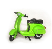 Picture of Mini lambreta Vespa retro