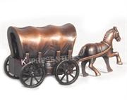 Picture of Miniatura Carruagem Velho Oeste