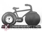 Picture of Relógio bicicleta cinza chumbo