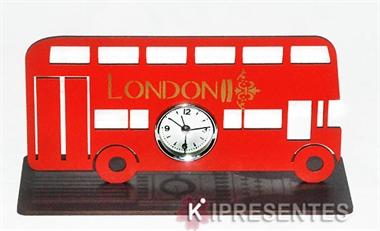 Picture of Relógio Ônibus Inglês