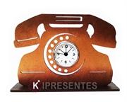Picture of Relógio Decorativo Telefone Antigo