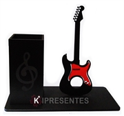 Picture of Porta Lápis Guitarra Músicos
