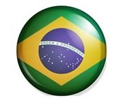 Picture of Boton Magnético Bandeira do Brasil