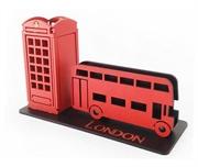 Picture of Porta lápis Cabine Inglesa e ônibus inglês