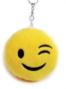 Picture of Chaveiro de Pelúcia Smile Emoticons Piscando