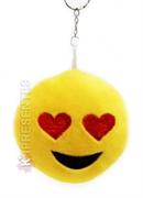 Picture of Chaveiro de Pelúcia Smile Emoticons Apaixonado
