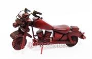 Picture of Miniatura Moto Madeira Escura