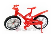 Picture of Bicicleta Relógio Bike Vermelha