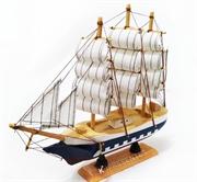 Picture of Caravela  Barco de madeira artesanal