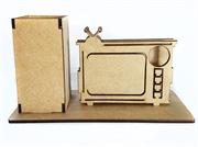 Picture of Porta Caneta TV Antiga Mdf
