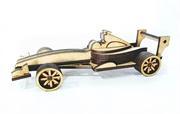 Picture of Miniatura Carro de Formula 1 mdf