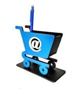 Picture of Mini Carrinho de Compras ecommerce loja virtual brinde
